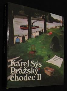 náhled knihy - Pražský chodec II