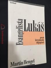 náhled knihy - Evangelista Lukáš (první křesťanský dějepis)