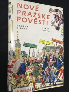 náhled knihy - Nové Pražské pověsti