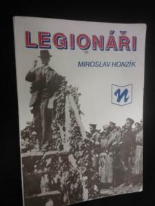 náhled knihy - Legionáři