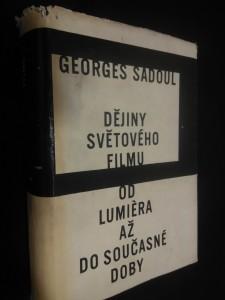 náhled knihy - Dějiny světového filmu: od Lumièra až do současné doby