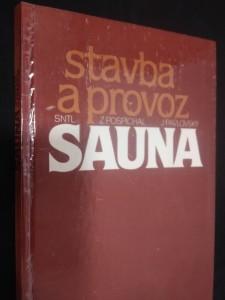 náhled knihy - Sauna - stavba a provoz