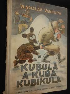 náhled knihy - Kubula a Kuba Kubikula