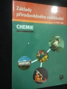 náhled knihy - Základy přírodovědného vzdělávaní: Chemie