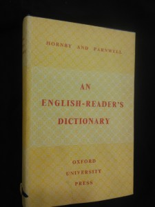 náhled knihy - An english - reader´s dictionary
