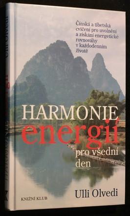 náhled knihy - Harmonie energií pro všední den