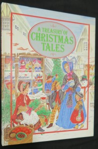 náhled knihy - A Treasury of Christmas tales