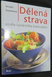 náhled knihy - Dělená strava podle lunárního kalendáře