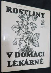 náhled knihy - Rostliny v domácí lékárně