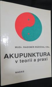 náhled knihy - Akupunktura v teorii a praxi