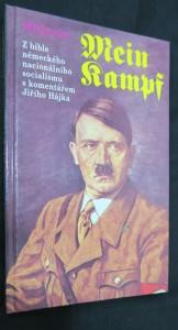 náhled knihy - Hitlerův Mein Kampf