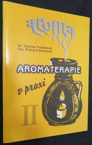 náhled knihy - Aromaterapie v praxi II.