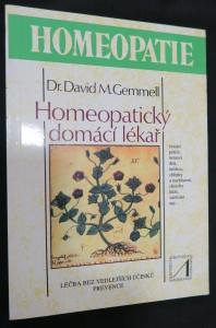 náhled knihy - Homeopatický domácí lékař