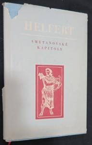 náhled knihy - Smetanovské kapitoly