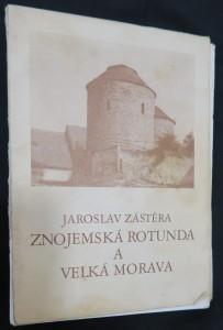 náhled knihy - Znojemská rotunda a Velká Morava