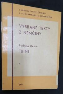 náhled knihy - Vybrané texty z němčiny