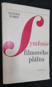 náhled knihy - Symfonie filmového plátna