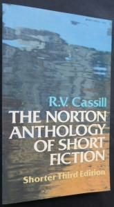 náhled knihy - The Norton anthology of short fiction (Shorter Third Edition)