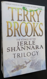 náhled knihy - The Voyage of the Jerle Shannara (trilogy: Ilse Witch, Antrax, Morgawr)