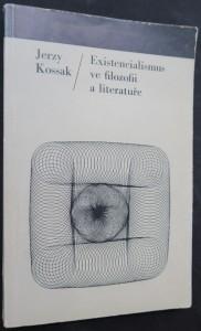 náhled knihy - Existencialismus ve filozofii a literatuře