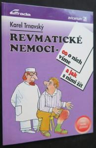 náhled knihy - Revmatické nemoci : co o nich víme a jak s nimi žít