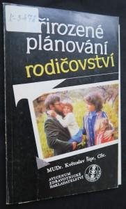 náhled knihy - Přirozené plánování rodičovství