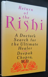 náhled knihy - Return of the Rishi: A Doctor´s Search for the Ultimate Healer