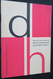 náhled knihy - Beethovenovy klavírní sonáty