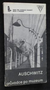 náhled knihy - Auschwitz: průvodce po muzeum