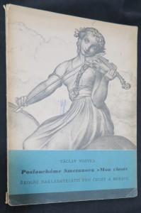 náhled knihy - Posloucháme Smetanovu