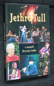 náhled knihy - Jethro Tull v zemích Koruny české Jethro Tul