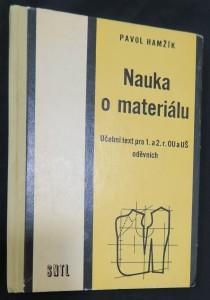 náhled knihy - Nauka o materiálu : pro 1. a 2. ročník odborných učilišť a učňovských škol