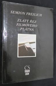 náhled knihy - Zlatý řez filmového plátna