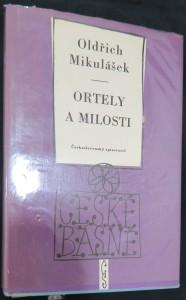 náhled knihy - Ortely a milosti : verše z let 1946-1958 (České básně svazek 188)