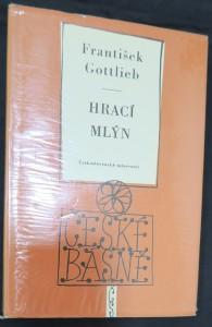 náhled knihy - Hrací mlýn (České básně svazek 197)