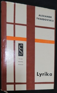 náhled knihy - Lyrika (Výběrová řada Klubu přátel poezie : Svazek 4)