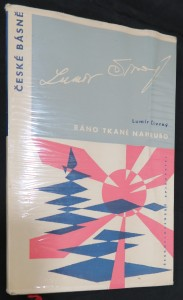 náhled knihy - Ráno tkané nahrubo : verše z let 1955-1959 (České básně svazek 204)
