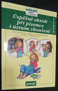 náhled knihy - Úspěšně obstát při písemce i ústním zkoušení