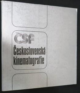 náhled knihy - Československá kinematografie