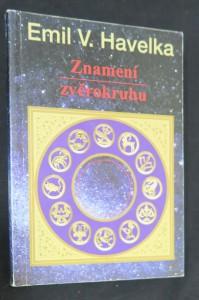 náhled knihy - Znamení zvěrokruhu