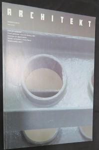náhled knihy - Architekt: číslo 4, duben 2000