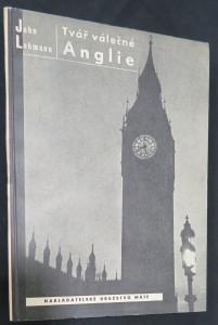 náhled knihy - Tvář válečné Anglie