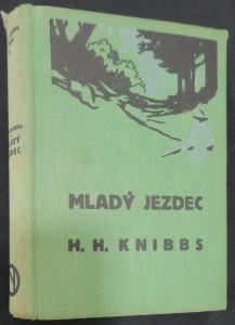 náhled knihy - Mladý jezdec od Plamenné řeky