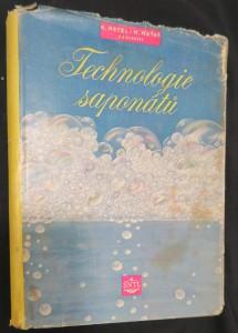 náhled knihy - Technologie saponátů