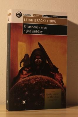 náhled knihy - Rhiannonův meč a jiné příběhy