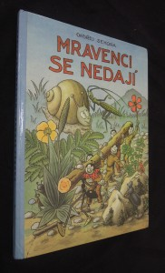náhled knihy - Mravenci se nedají