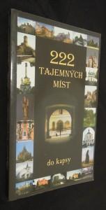 náhled knihy - 222 tajemných míst do kapsy