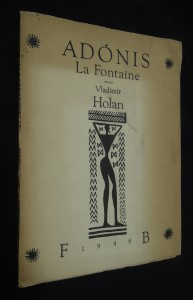 náhled knihy - Adónis
