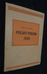 náhled knihy - Polský podzim 1939