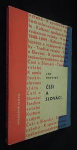náhled knihy - Češi a Slováci : za národního obrození a do vzniku československého státu